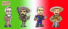 AMAUTACUNA DE HISTORIA: DIBUJOS SOBRE LA REVOLUCIÓN MEXICANA