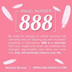 Angel number 888