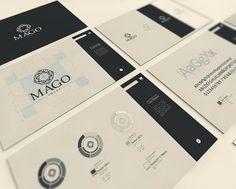 Mago - Corporate Identity by David Espinosa, via Behance