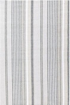 The Dash and Albert Gradation Ticking Woven Cotton Rug is lightweight and affordable. Dash and Albert Rugs always ship free at Lavender Fields, Complimentary Design Assistance Hardwood Stairs, Hardwood Floors, Stair Makeover, Stair Redo, Stairs Revamp, Dash And Albert, Ticking Stripe, Stripe Rug, Stripe Pattern