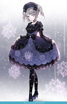 How about this [-★✦-Moravian Stars + Constellations-✦★-] Lolita dress/design? ‪#‎GalaxythemeLolita‬