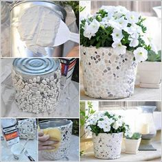 10 Pebbles #DIY Idea