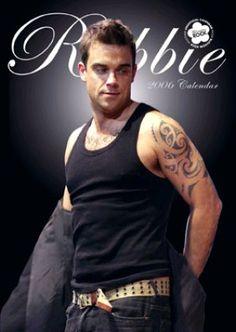 Robbie Calender 2006