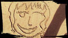 Sorriso de areia