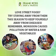 #Streetfood #Monsooncare #FRHealthTips