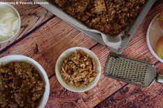 Νόστιμες κ Υγιεινές Συνταγές: Γκρανόλα με γεύση...μηλόπιτα!