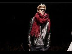 ▶ Salvatore Ferragamo | Fall Winter 2015/2016 Full Fashion Show | Menswear | Exclusive - YouTube