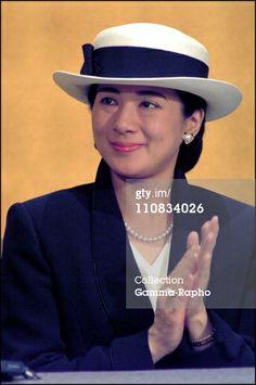 Crown Princess Masako, April 8, 2001