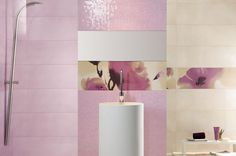Tile- Vanity Collection -Audrey 32.5x97.7 /by NAXOS
