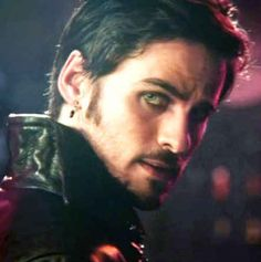 "He knows how to make guyliner WERK. | 19 Reasons Hook Is The Best Part Of ""Once Upon A Time"""