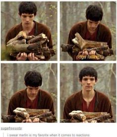 He is actually the best #merlin #colinmorgan