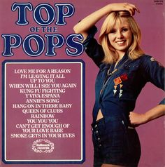 1970s Top of the Pops albums - these records did not feature the original tracks or artists, they had cover versions, recorded by session singers and musicians to sound as close to the originals as the time and budget would allow. This usually meant nothing like the original.