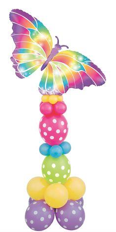Breezy Butterfly Delight, Pioneer Balloon Co.