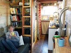 Pictures of 10 Extreme Tiny Homes From HGTV Remodels | Home Remodeling - Ideas for Basements, Home Theaters & More | HGTV