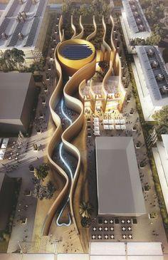 Expo Universelles 2015 : Le projet de l'architecte américain Norman Foster