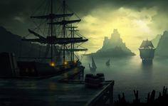 voyages....