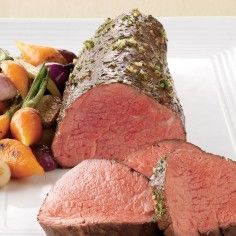 Fillet of Beef In Wine