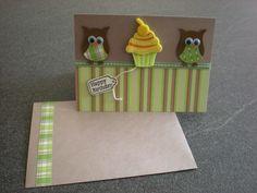 SU owl punch card - owl www.zwartraafje.be