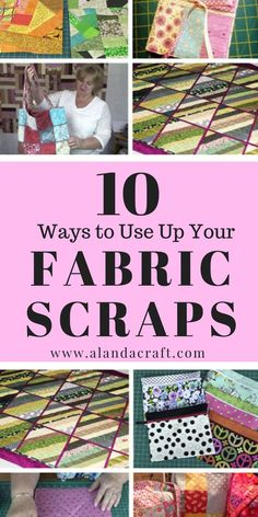 10 Easy Sewing Projects that make great gifts. Full video and written pattern instructions for each. Nice beginner projects that are free and quick to make. Click to view.