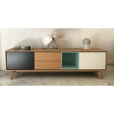 Modern interior design for amazing apartment Simple Furniture, Cabinet Furniture, Living Furniture, Wood Furniture, Furniture Design, Flat Interior, Home Interior Design, Living Room Sofa, Home Living Room