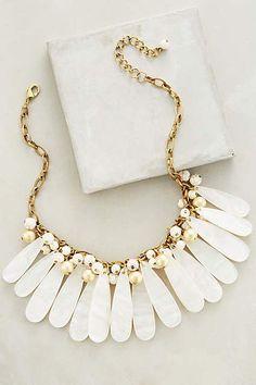 Mystic Seas Bib Necklace