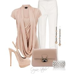 """Barely There"" by orysa on Polyvore"