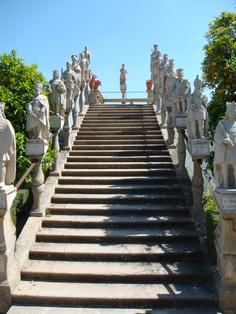 Jardim do Paço, Castelo Branco #Portugal