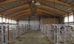 Wirth & Fedewa show barn idea