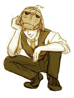 Alphonse Elric by arl-phonse.deviantart.com on @deviantART