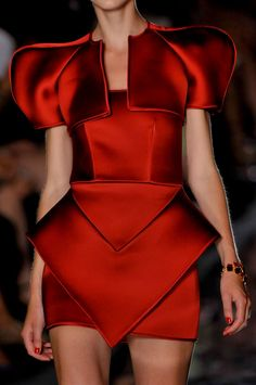 Alexandre Vauthier Fall 2011 Couture