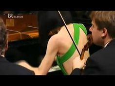 Alice Sara Ott Grieg Piano Concerto in A minor Op. 16 FULL