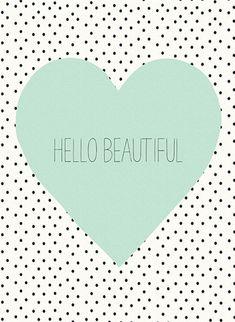 Hello♥♥♥