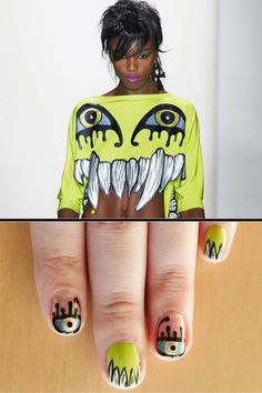 Monster Mash Nails