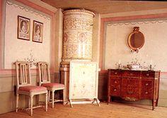Lebell's house at Kristiinankaupunki