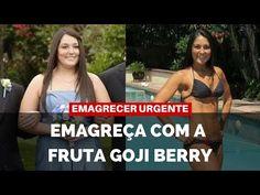 [Hoje Em Dia] Emagreca Com a Fruta Goji Berry - Fator da Perda de Peso - YouTube