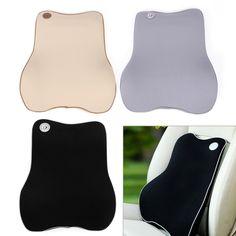 19.51$  Watch now - http://ali0ug.shopchina.info/go.php?t=32759843600 - Pop Memory Foam Car Seat Office Chair Lumbar Support Cushion Back Cushion Pillow  #buyonlinewebsite