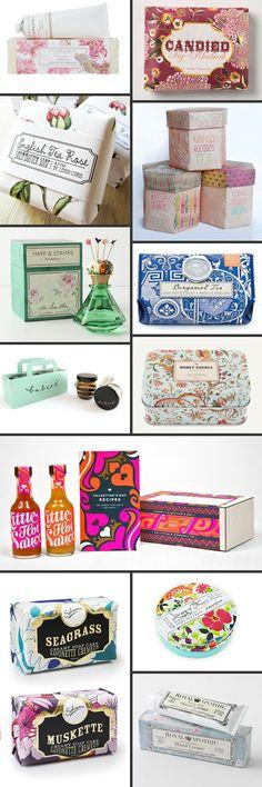 Feminine Packaging