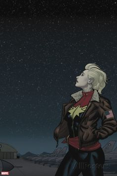 Captain Marvel No. 10: Ms. Marvel Placa de parede