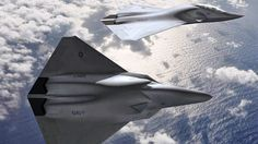 Next Big Future: Japan talking to Lockheed and Boeing about next generation air superiority fighter Military Jets, Military Aircraft, Military Slang, Fighter Aircraft, Fighter Jets, Stealth Aircraft, Ala Delta, F22 Raptor, Experimental Aircraft