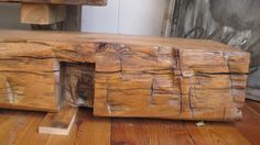 Reclaimed and Salvaged Wood - from Kentucky log cabins, horse barns and fences - these reclaimed treasures are used for mantles, beams, floors and so much more - via Longwood Antique Woods Reclaimed Wood Mantle, Salvaged Wood, Rustic Wood, Rustic Decor, Distressed Mantle, Hand Hewn Beams, Wood Beams, Fireplace Wall, Fireplace Mantles