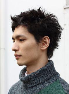 Asian Hair, Great Hair, Asian Men, Hair Designs, Art Girl, Curly Hair Styles, Hair Cuts, Hair Beauty, Handsome