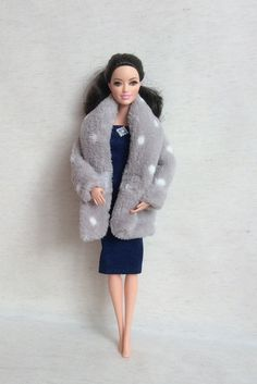 Kabátek pro Barbie