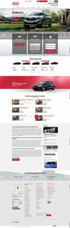 Best web design for car dealers. Get Inspired Today!   #webdesign #design #graphicdesign #car #websites #Agency #360agency #Design #landingpage #UX #creative #inspiration #vehicules #behance #websitescar #interface #ecommerce #webdesigninspiration