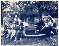 """1918 """"ward belmont girls school"""""""