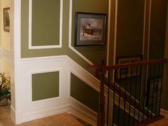 Picture Frame Moulding On Walls   Crown Moulding - Matot Mouldings-Jupiter Chair Rails-Wall Frames ...