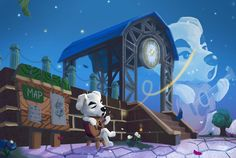 KK Slider by Raydiant #AnimalCrossing