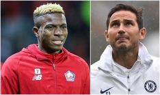Chelsea and Man Utd striker target backed for record-breaking Premier League transfer . Get the latest news for #chelsea inside pinterest on this board. Dont forget to Follow us. #chelseaboots #chelseagoal #viraldevi. June 03 2020 at 07:14PM College Basketball, Soccer, Liverpool, Premier League Transfers, Chelsea News, Moving To England, Transfer Window, Transfer News, Old Trafford