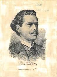 Antonio Frederico de Castro Alves (1847-1869), romantic brazilian poet.