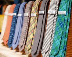 skinty ties.