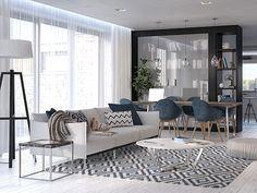 Nowoczesne wnętrza do projektu Feniks (139,11 m2). Pełna prezentacja projektu znajduje się na stronie: https://www.domywstylu.pl/projekt-domu-feniks.php. #feniks #wnetrza #insides #interiors #domywstylu #mtmstyl #projekty #projekt #dom #dom #home #houses #housedesign #moderndesign #architektura #arcitecture #design #projektygotowe